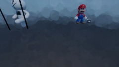 HEY! WHATS GOING ON HERE?! But Mario killed the crew