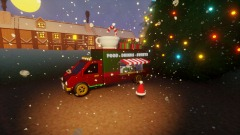 Holiday Food Truck