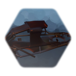 Wrecked Buggy