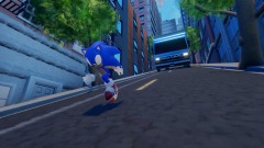 Sonic Adventures 2 City Escape Theme