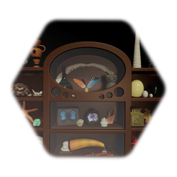 Cabinet of Curiosities Collection