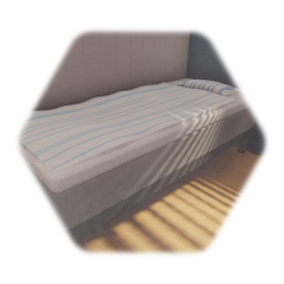 Realistic Bedroom Assets