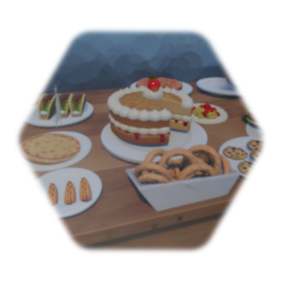 Food for Platform Games