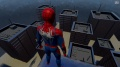 Spider-Man (with kinda realistic swinging)