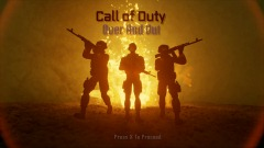 Call of Duty | Over And Out (Beta 1.7)