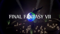 Final Fantasy VII Opening Title Scene