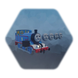 Thomas the Tank Engine + New looky eyes