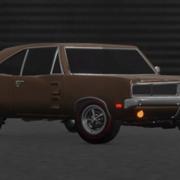 1969 Dodge Charger R/T (Drivable)