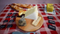 Name the cheese VR !