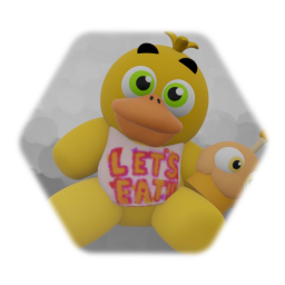 Spring Chica Plush