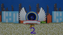 Sonic 2 Reimagined Title