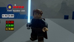 LEGO Star Wars Test Level