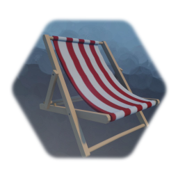 complete deck chair - expensive version