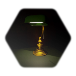 Desk and table lamps, and novelty lights