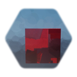 Bouncy Red Cube