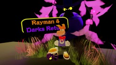 Rayman 4 Dark Returns:Part 1
