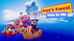 Kaz's Kwest | Now with VR!