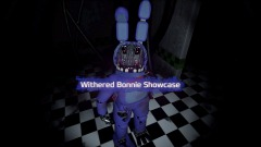 Withered Bonnie Showcase [Working VR!]