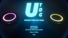 Untitled Table Disc Game