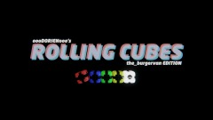 Rolling Cubes: the_burgervan Edition