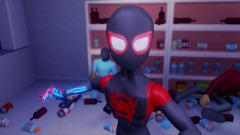 Spider-Man: Miles Morales (Store Robbery)