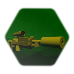 "sectorproject - ""MK14 Special Sniper Rifle"