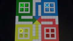 Ludo Boardgame (2-4  Players)