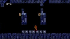 Metroid 1 remake (2D)