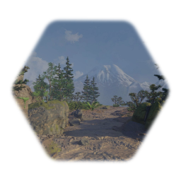 Mountain Trail Asset Collection 1