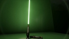 Luke's Lightsaber replica with Ignition