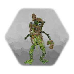 Overgrown Toy Freddy