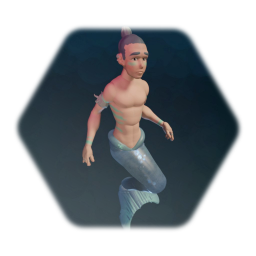 Stretto the Merman