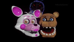 Game Accurate FNaF Heads!