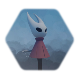 Hornet - from Hollow Knight (2.0)