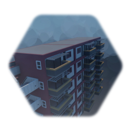 Apartments W for Throttle-It