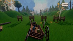 Wobbly Wagon: Delivery and Racing