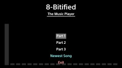 8-Bitified | The Music Player