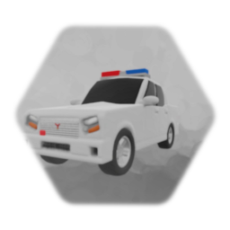 2006 Damon Charge Police Car Template