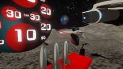 Dart Side of the Moon (VR)