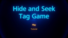 Hide and Seek Tag Game in the Arcade