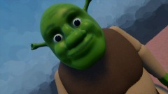 Shrek HAS THE HIGH GROUND but I made it worse