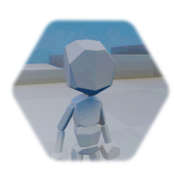 3rd Person Movement Template ( PS1/N64)