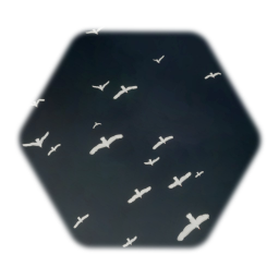 Flock of Birds (inc. Animation & Pathing)