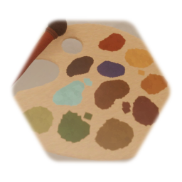 CodiBear's Color Palette