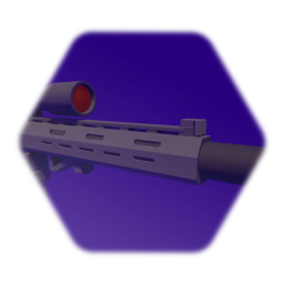 "sectorproject - ""Honey Badger Mark Rifle"""
