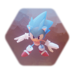 Sonic Puppet (wip?)