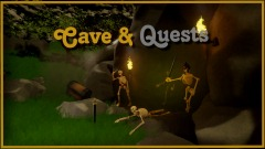 Cave Quests - Adventure - RPG - Medieval <uiskull>