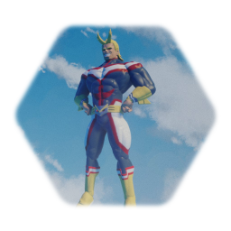 All Might - Hero number 1