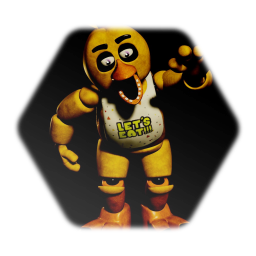 <term>Classic Chica The Chicken Model V1