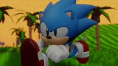 Sonic Ruby Early Testing Grounds(Physics Overhaul In The Works)